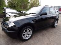 BMW X3 2.0d SE - LEATHER INTERIOR - FREE 12 MONTH AA BREAKDOWN COVER (LOW RATE FINANCE AVAILABLE)