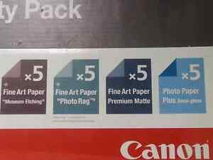 "Canon Photo Paper 13 x 9"" SEALED PACKAGE!"
