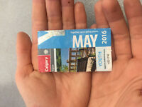 May 2016 Buss Pass