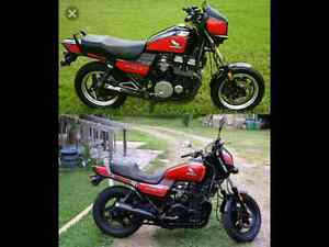 Looking for a 1984-1986 Honda Nighthawk S (CB 750SC).