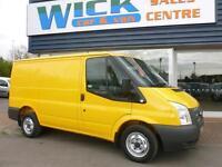 2012 Ford TRANSIT 300 LR SWB 125ps Van *ex AA* Manual Medium Van