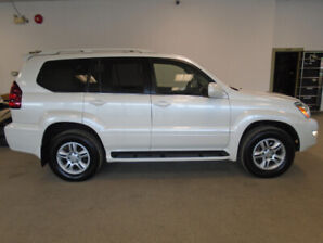 2004 LEXUS GX470! ONLY 120,000KMS! 4X4! 7 PASS! ONLY $15,900!