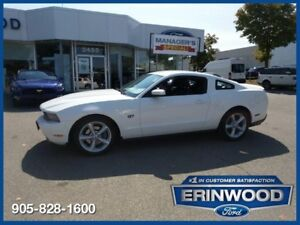"""2010 Ford Mustang GT8CYL/AUTO/LTHR/SYNC/18"""" ALLOYS"""