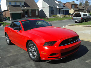 2014 Ford Mustang covertible Coupé (2 portes)