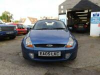 Ford Streetka 1.6 1599cc 2005.5MY Luxury DRIVE AWAY TODAY!