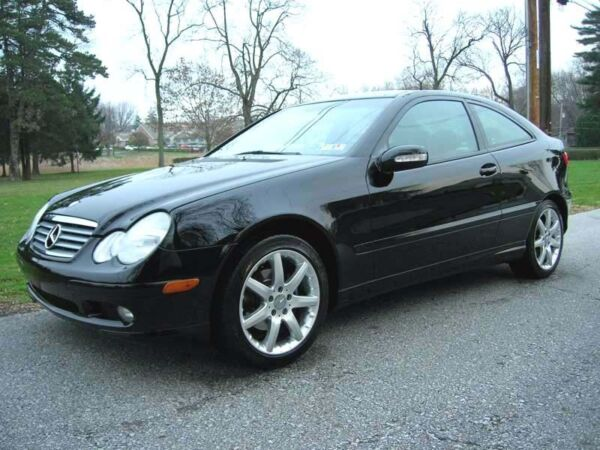 Used 2002 Mercedes-Benz C-Class