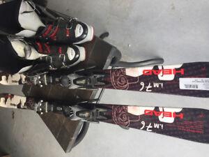 Head men's ski's
