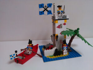 LEGO Pirates set: 6265 Sabre Island