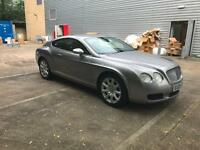 Bentley Continental 6.0 GT 2dr LOOKS SUPERB, F/S/H, HUGH SPEC