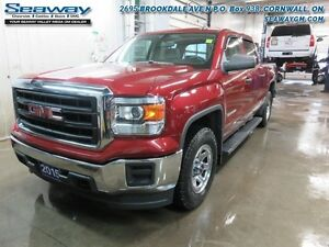 2015 GMC Sierra 1500 WT  -  Power Doors -  Cruise Control - $228