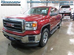 2015 GMC Sierra 1500 WT  - $228.81 B/W
