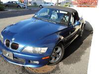 2001 BMW Z3 Cabriolet