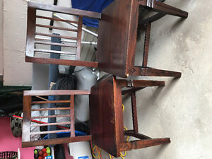 Recycled Teak Dining Chairs