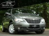2006 Chrysler Grand Voyager 2.8 LIMITED 5d 150 BHP Auto MPV Diesel Automatic