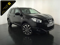 2012 62 NISSAN QASHQAI+2 N-TEC+ DCI 1 OWNER SERVICE HISTORY FINANCE PX WELCOME