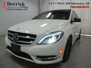 2013 Mercedes Benz B-Class   Used Sport Tourer Lthr Sts Sunroof