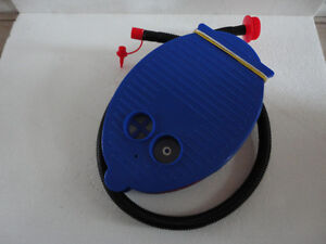 Air foot pump for inflatable furniture, pool toys, balloons, etc London Ontario image 1