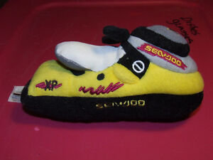 Seadoo Stuffed Plush Toy - $5.00