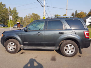 2008 Ford Escape edition limited VUS