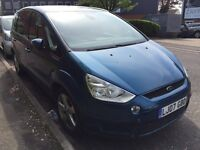 Ford s-max 1.8 tdci diesel 2007 7 seater in great condition