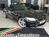 2014 BMW Z Series 2.0 20i M Sport sDrive 2dr Petrol black Automatic