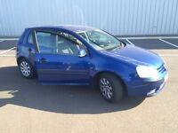 VW Golf MK 5 1.6 FSI Automatic
