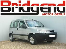 Peugeot Partner 1.6HDi *** WHEELCHAIR ACCESS VEHICLE ***