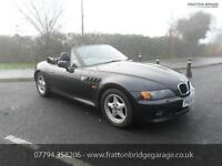 BMW Z3 Z3 ROADSTER Future Classic Excellent Example Low Miles, Black, Manual, Pe