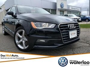 2015 Audi A3 2.0T Komfort quattro REDUCED