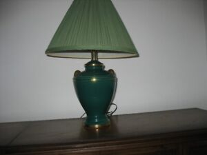 Classy Old Table Lamp in Excellent Condition