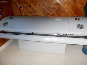 ***REDUCED*** Ultimate Plus Tanning Bed