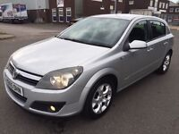 2006 Vauxhall Astra 1.6 SXI 16V TWINPORT 5dr Low Mileage 35,027