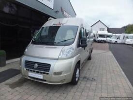 Pilote foxy campervan with single beds