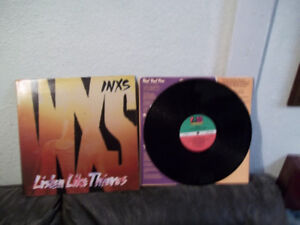 Album - INXS - Listen Like Thieves