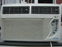 Air Conditioner 5000 and 10000 BTU excellent condition.