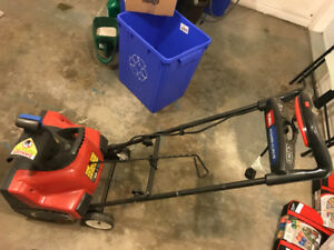 Toro Electric Shovel
