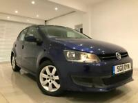 2011 Volkswagen Polo 1.2TDI ( 75ps ) SE***NEW SHAPE**