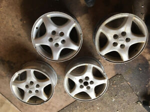 Rims $200 OBO - 16x6.5 for Pontiac/GM/Buick/Chevrolet/Saturn+