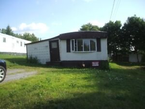 Two Bedroom Mobile Home  Hampton Park  $600