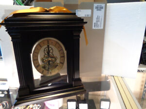 ST. ANDREWS Mantel Clock BOMBAY COMPANY NEW!