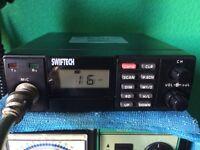 Swiftech M-168 VHF Marine Radio