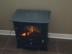 ELECTRIC HEATER STOVE WITH FAN