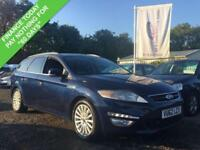 2012 62 FORD MONDEO 1.6 TDCI ZETEC BUSINESS EDITION 114 BHP DIESEL