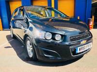 2012 Chevrolet Aveo 1.4 Auto LT 37,000 Miles 5 Door