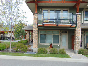 Furnished 2 bdrm plus den condo overlooking Tobiano Golf Course