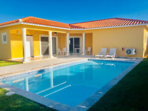 New private villa with pool for rent in Sosua oceanfront resort
