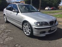 2005 MODEL BMW 318i GENUINE M SPORT ABSOLUTE BARGAIN *SALE*
