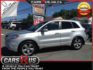 2007 Acura RDX SH-AWD  As Traded Special!!