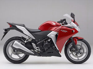 Looking for a CBR250 abs