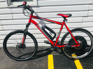 E-bike Fusion RockyMountain $650